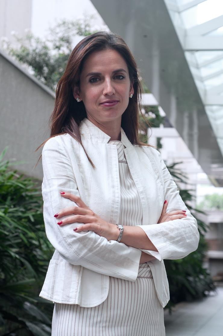 Photo: TIANA Chinelli; Grupo Votorantim - Memoria Votorantim. Beatriz García, researcher at the University of Liverpool