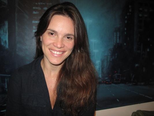 Julia Maggion - diretora do Sistema B no Brasil