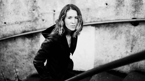 A autora americana Alexa Clay