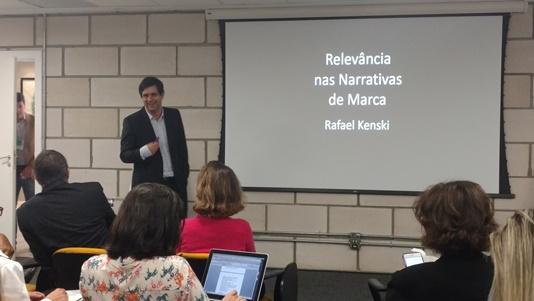 Rafael Kenski, gerente sênior da EY Brasil
