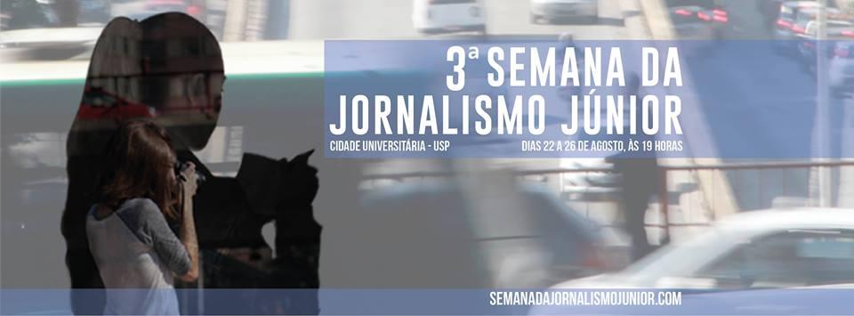 3ª Semana de Jornalismo - Reinventando o Jornalismo