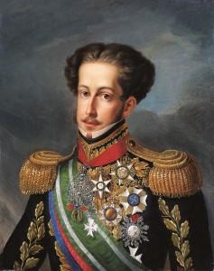 Pedro de Alcântara Francisco António João Carlos Xavier de Paula Miguel Rafael Joaquim José Gonzaga Pascoal Cipriano Serafim