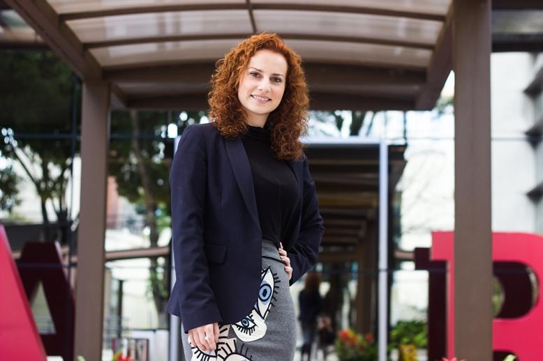 Pamela Vaiano, da Johnson & Johnson Medical Devices no Brasil