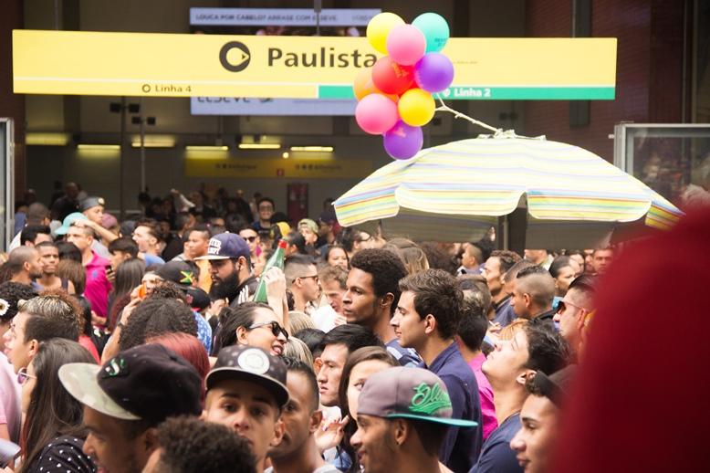 Parada LGBT, Avenida Paulista, São Paulo