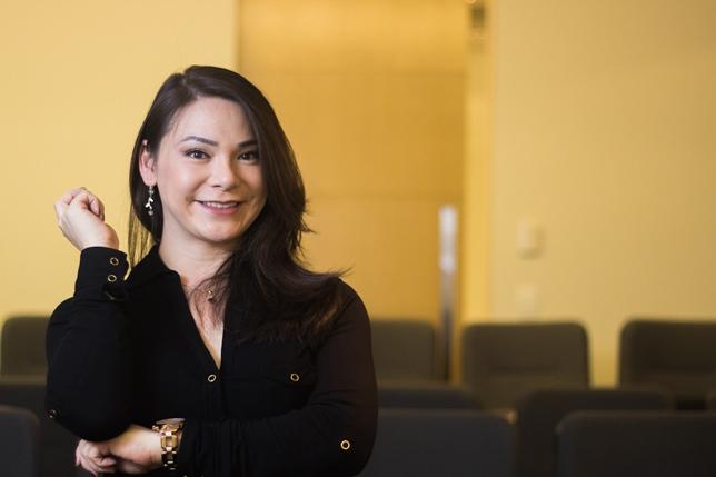 Paula Miyuki, da SAP