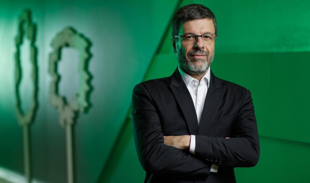 Sérgio Piza, Diretor de Gente de Gestão da Klabin