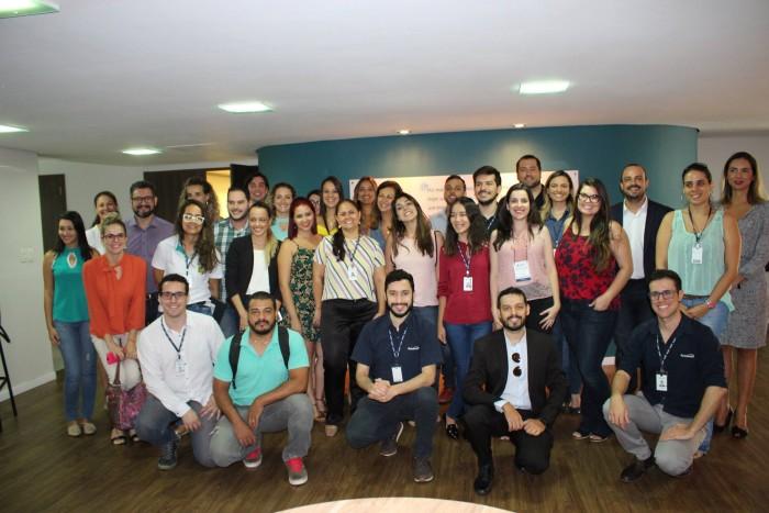 Participantes do 1º Encontro Aberje Noroeste Paulista (Imagem: Comuninter / Divulgação)