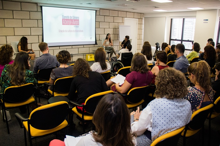 4º encontro do Comitê de Gênero Aberje-Avon (foto: Evandro Moraes)