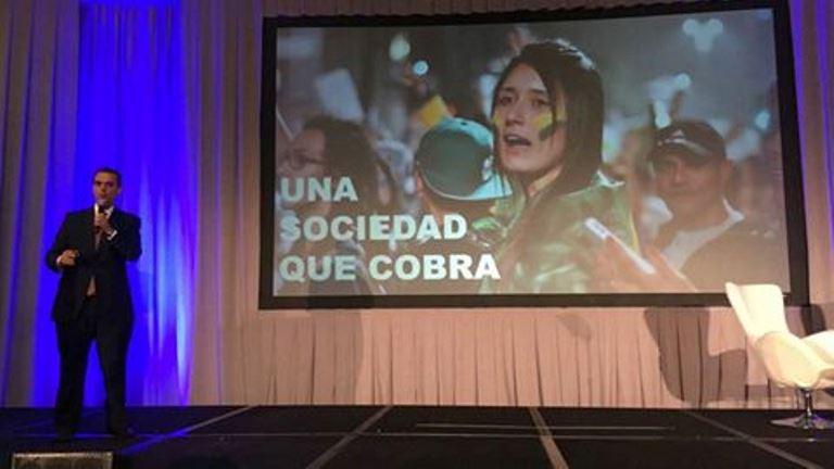 Paulo Marinho diretor de Comunicação Corporativa do Itaú,