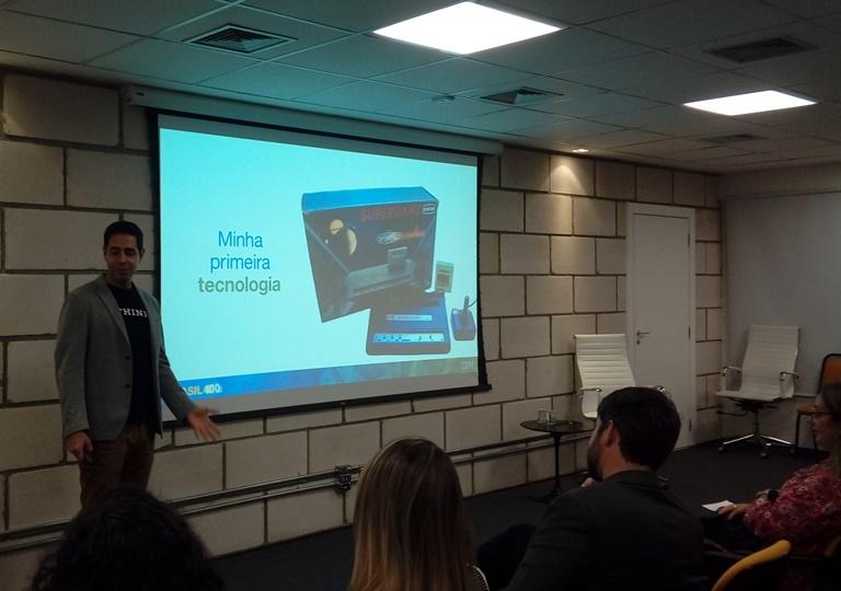 Juliano Araujo, especialista em Soluções de Colaboração e RH da IBM