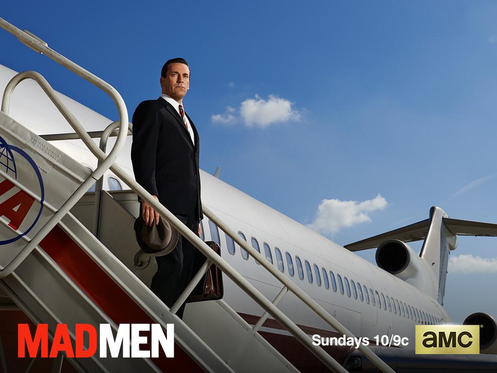 Personagem Don Draper da série Mad Men (Imagem: AMC/Divulgação)
