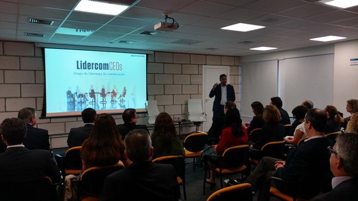 Encontro do Lidercom CEOs recebe Odebrecht