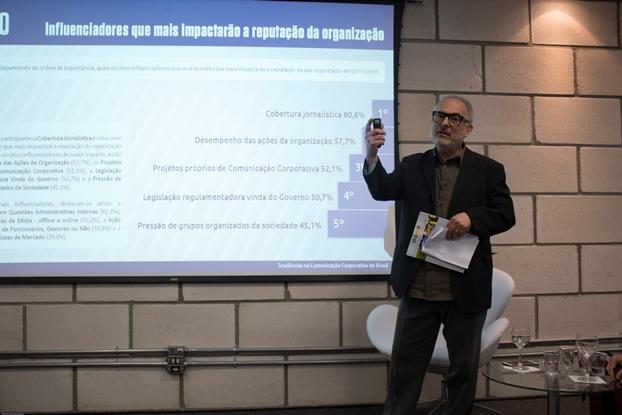Paulo Nassar, profe