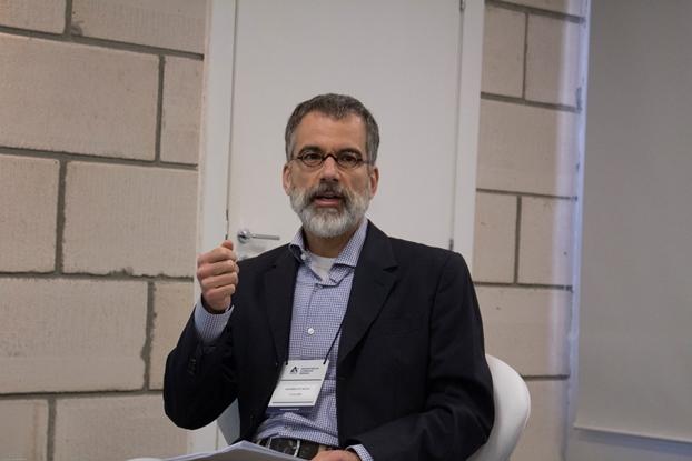 Aguinaldo Novo, diretor de Redação em São Paulo do jornal ''O Globo''. Imagem: Jornalismo Júnior