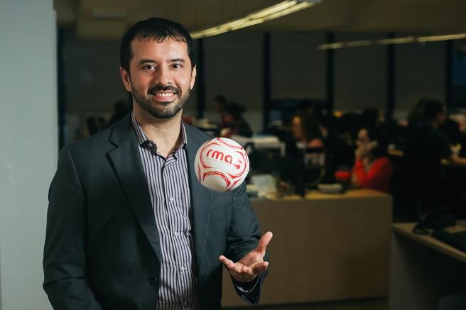 Marcio Cavalieri, CEO da RMA