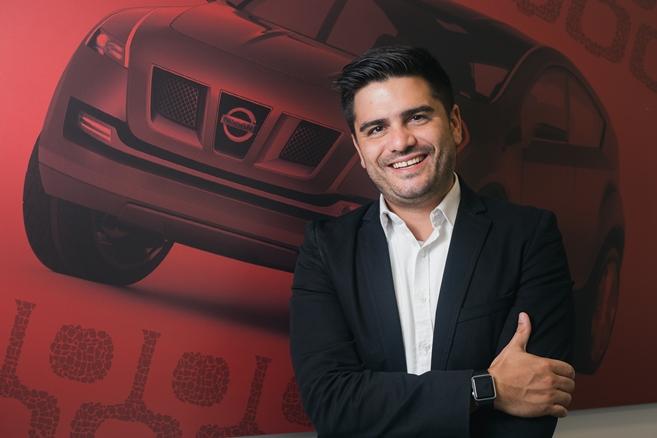 Murilo Almeida, coordenador de Marketing Digital da Nissan