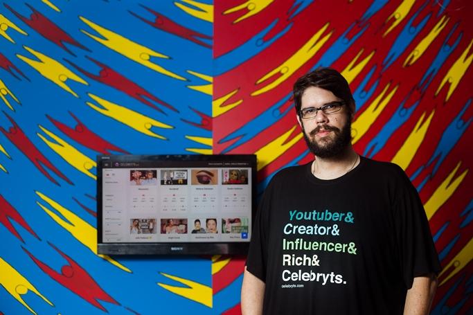 Leandro Bravo, partner e head de Relacionamento da Celebryts
