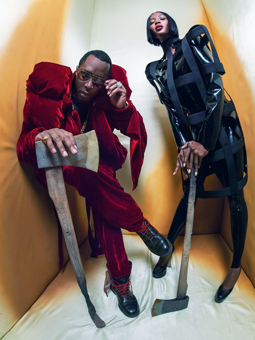 Pirelli_26-THE-BEHEADER---NAOMI-CAMPBELL-AND-SEAN-DIDDY-COMBS