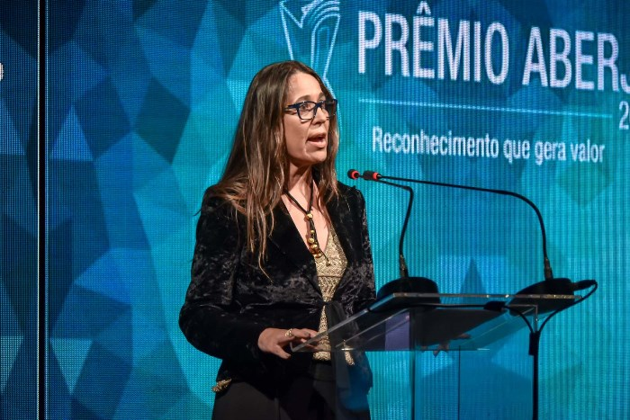 Gislaine Rossetti faz abertura do evento (Foto: João José Carniel e Tati Nolla)
