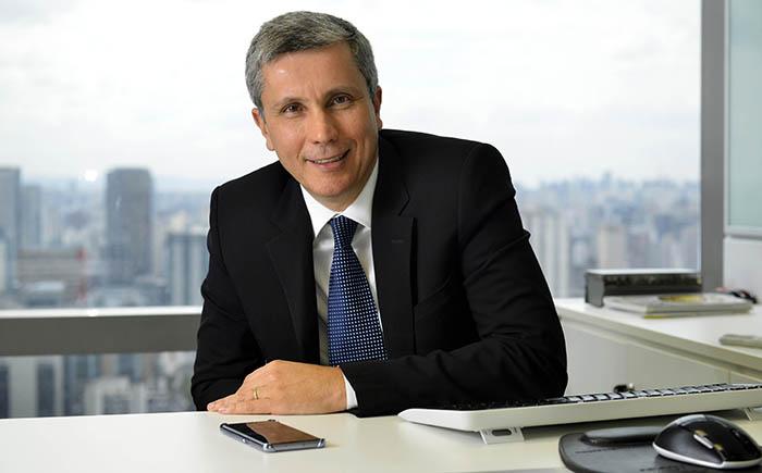 Julio Gama, diretor de Comunicação Corporativa da Telefônica Brasil