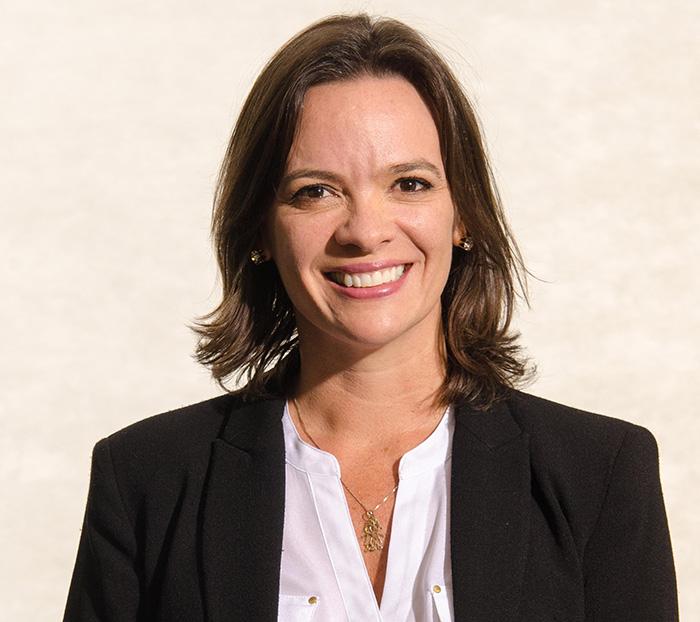 Roberta Lippi, diretora de Comunicação da Brunswick