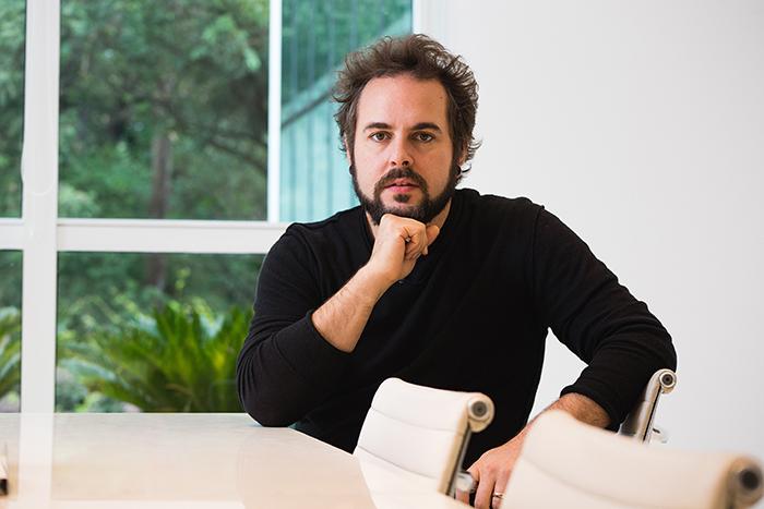 Theo Rocha, diretor de Criação da F/NAZCA