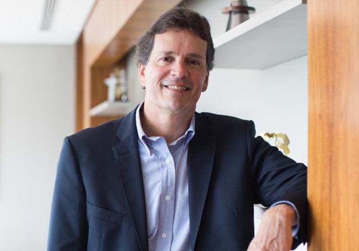 Marcelo Lyra, responsável por Comunicação e Sustentabilidade da Odebrecht