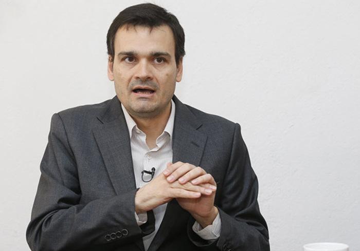 Vinicius Mota, secretário de Redação da Folha de S. Paulo