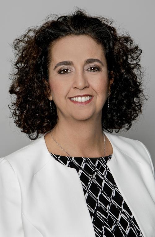 """Cristiana Xavier de Brito, diretora de Relações Institucinais da BASF e autora do livro """"Mulher Alfa"""" (Foto: Mariana Pekin)"""