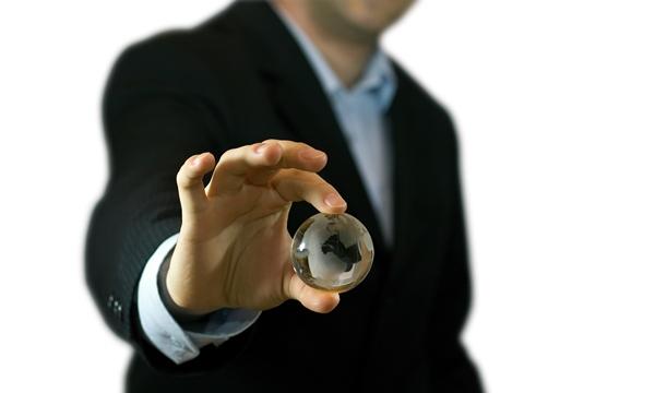 businessman-and-crystal-globe