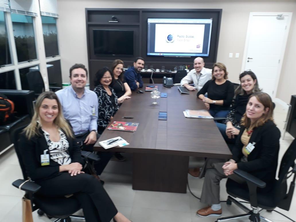 Comissão de Engajamento e Comunicação (CEC) do Pacto Global da ONU em Foz do Iguaçu