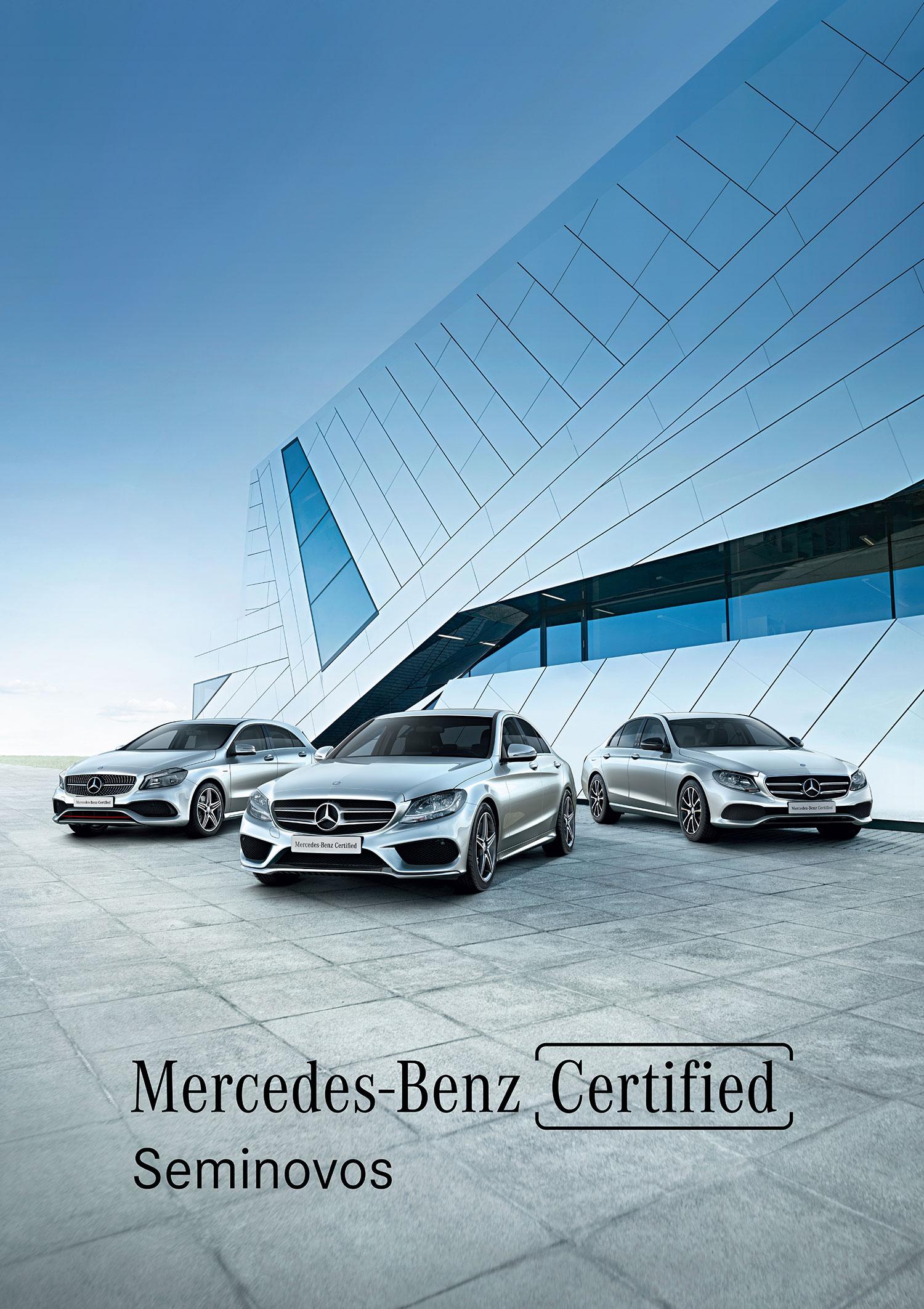 Superior U201cPara A Mercedes Benz, A Tranquilidade E A Satisfação De Um Cliente Após A  Compra De Um Veículo Seminovo Deve Ser A Mesma Experimentada Pelo Cliente  Que ...