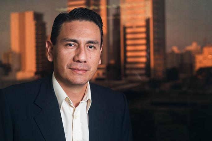 Edgar Luna, autor do composto 10 P's do marketing em saúde