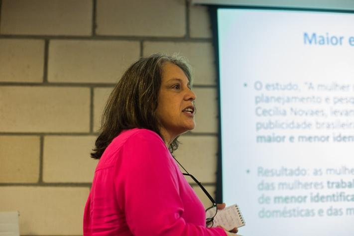 Jacira Melo, do Instituto Patrícia Galvão