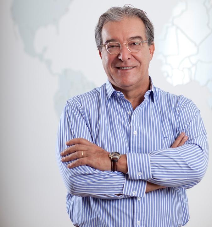 Paulo Andreoli, chairman da MSLGroup na América Latina
