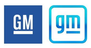 General Motors logos